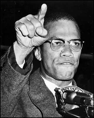 Malcolm X - greatblackheroes.com